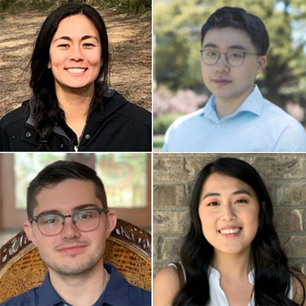 Ken Kennedy Institute awards four computer science fellows